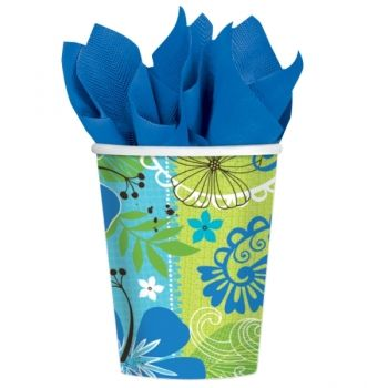 Mugg Tropical Breeze 8 st förp/ 266 ml