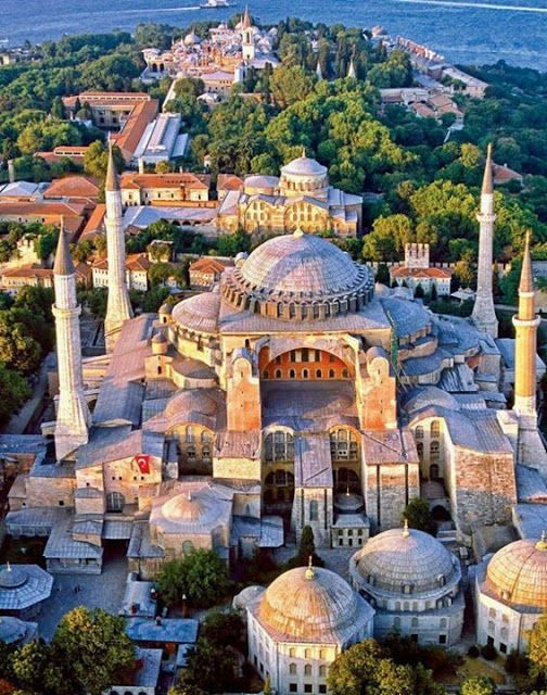 Hagia Sophia | HOME SWEET WORLD