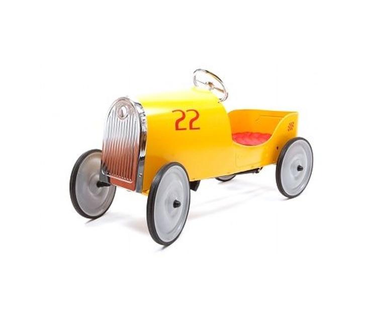 gul tråbil