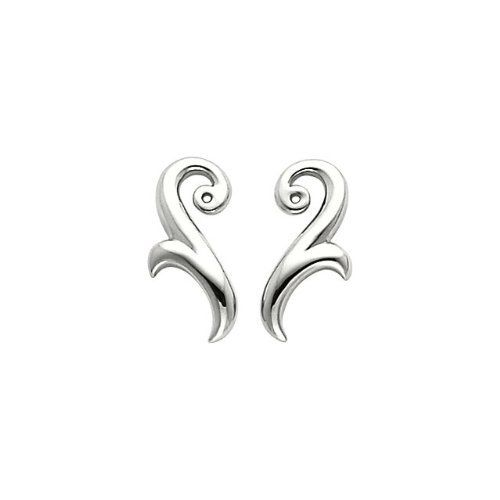 81841 18K Rose Left Semi-Polished Earring Jacket Enlightened Expressions. $316.74. MM ID:  4.75/. 24974 Sterling Silver 4 Polished 10.60 MM KERA NUMERAL CYLINDER BEAD