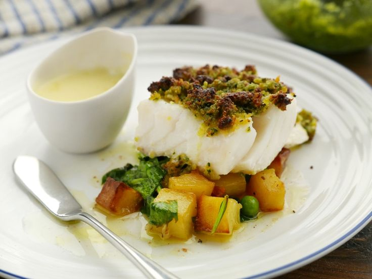 Sunday Brunch - Articles - Cod with Parmentier Potatoes and Butter Sauce - All 4