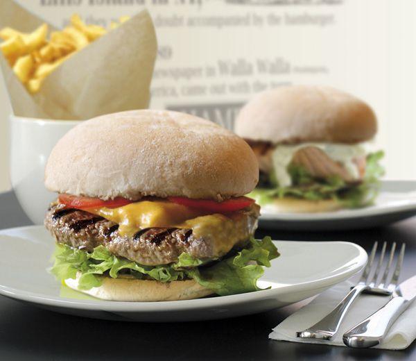 2014/05/25 Cheeseburger * Ellis Gourmet Burger, Brussel