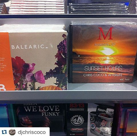 Marini's on 57 Sunset Hours Vol.Two, compiled by Chris Coco and Afterlife, is now available at Ibiza Airport. For more information on where to purchase our albums, please call 03 2386 6030 or email reservations@marinisgroup.com #marinis57 #themarinisgroup #tmgdiditfirst #sunsethoursalbum #sunsethours #discovermusickl #chriscoco #afterlife #josepadilla #klcc #kualalumpur #malaysia