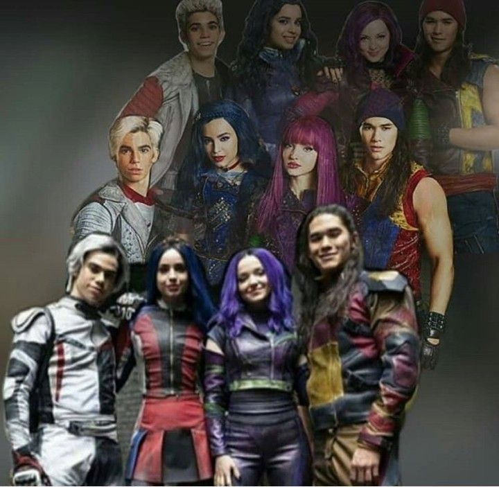 We'll together from the beginning to the end | descendants