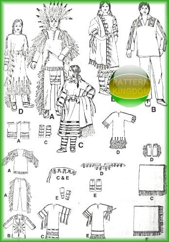 How to Make Native American Clothing | eHow