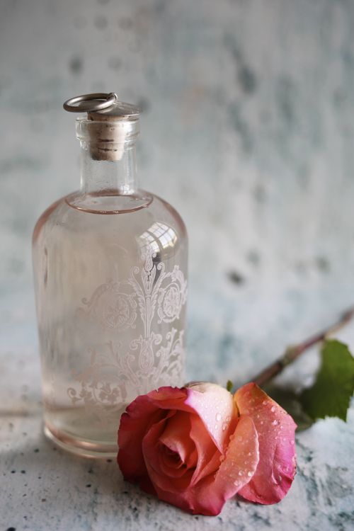 My Anniversary Tradition: All-Natural Rose Water Toner