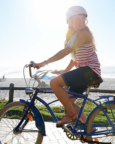 Sedněte na kolo! Kola a příslušenství na kolo – v Tchibo