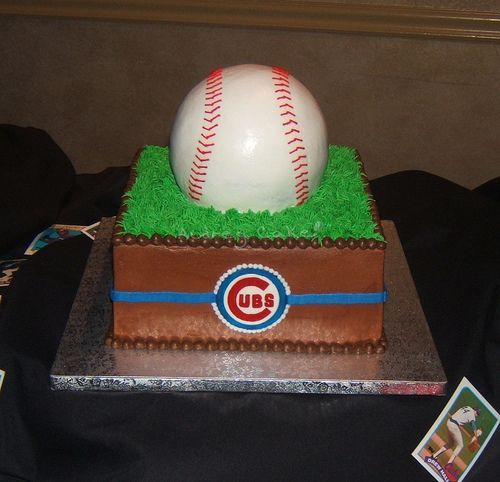 34 Best Chicago Cubs Cakes Images On Pinterest: Best 20+ Baseball Grooms Cake Ideas On Pinterest