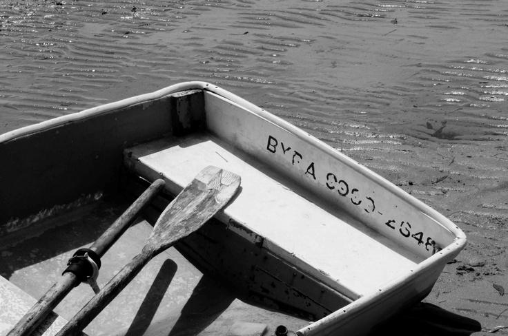 Old vintage BYRA boat #oldboat #bayview #sydney #dinghy #olddinghy