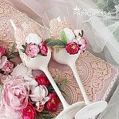 Магазин мастера PRINCIPESSA (Инесса): свадебные аксессуары, свадебные украшения, одежда и аксессуары, свадебные фотоальбомы