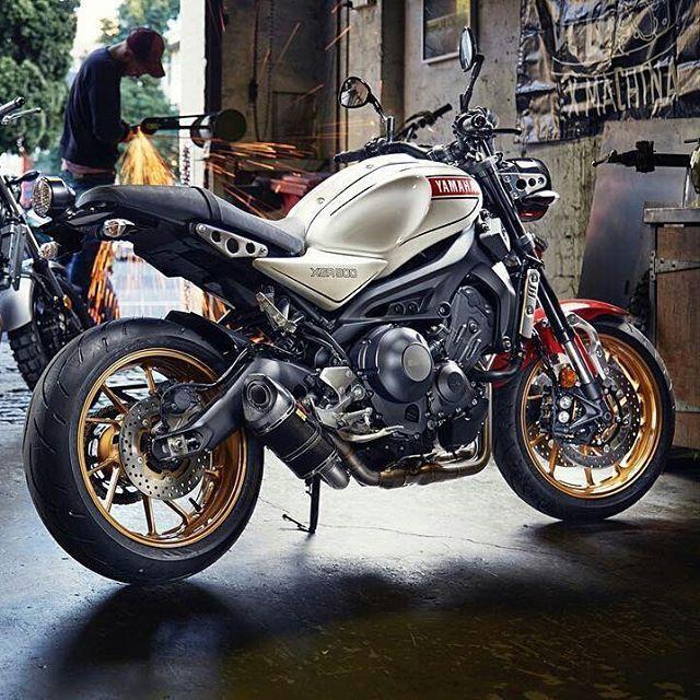 58 Best Yamaha Xsr 900 Images On Pinterest