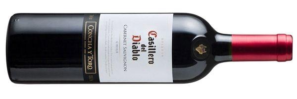 Casillero del Diablo Cabernet Sauvignon  - vinhos bons e baratos