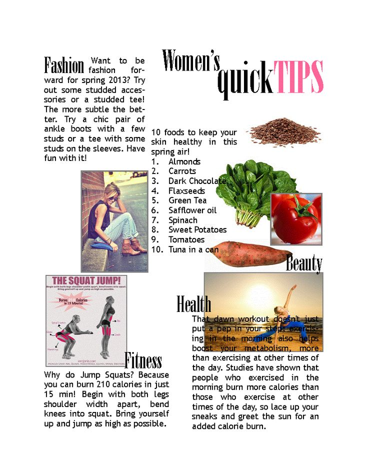 5 tips for a healthy diet this New Year