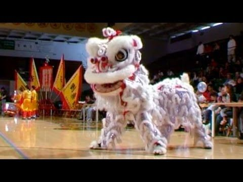 Freestyle Lion Dancing - 2003 (Rare Video) - YouTube - Choose parts to show. Excellent!