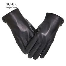 Tag a friend who would love this!|    Newest arrival Genuine Leather Gloves Men Winter Glove male High Quality Real Sheep Leather Mittens Men Genuine Sheepskin Gloves Warm Winter now you can purchase $US $19.60 with free postage  you can find this piece and even much more at our favorite online store      Find it today right here…