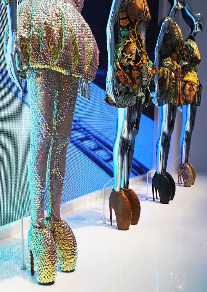 Alexander McQueen Plato's Atlantis Shoes
