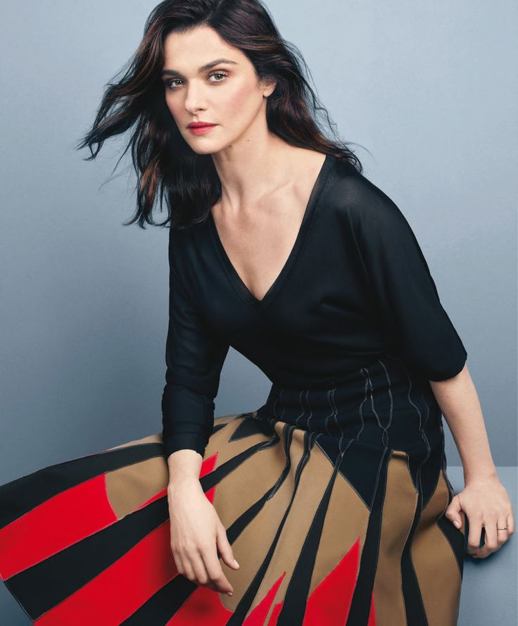 Rachel Weisz by David Slijper for MORE December 2015
