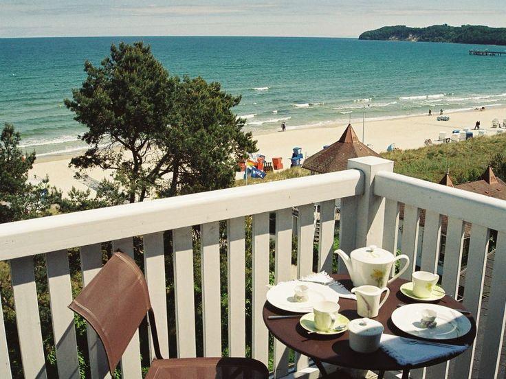 Ferienwohnung Penthouse - Villa Aegir in Binz. Buchen Sie diese Ferienwohnung für bis zu 6 Personen in der Region Insel Rügen, Ostsee!