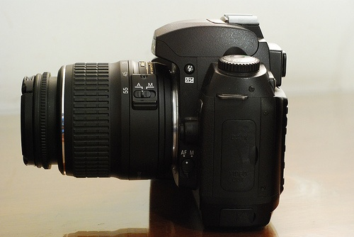 How to Use the Bulb Setting on the Nikon D70