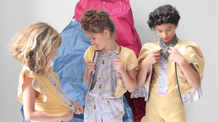 TAKE 2 Isossy Children  SS17 And Here She Is http://www.isossychildren.com/ Campaign Shot by Nadja Pollack Video Shot by Ruby van de Wetering Models: Clara, EvaLuuna, Luna and Emily www.alegremedia.co.uk #alegremedia