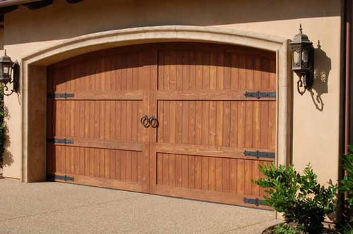 double garage door designs - Google Search