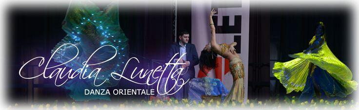 Claudia Lunetta Danza Orientale