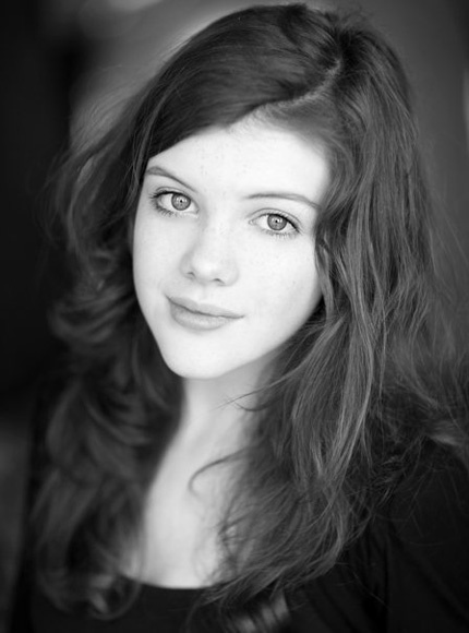 Georgie Henley: Lovely little Lucy from the Chronicles of Narnia!I still can't beleve thats her