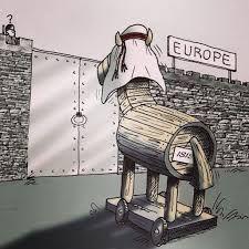 Znalezione obrazy dla zapytania imigracja rysunki