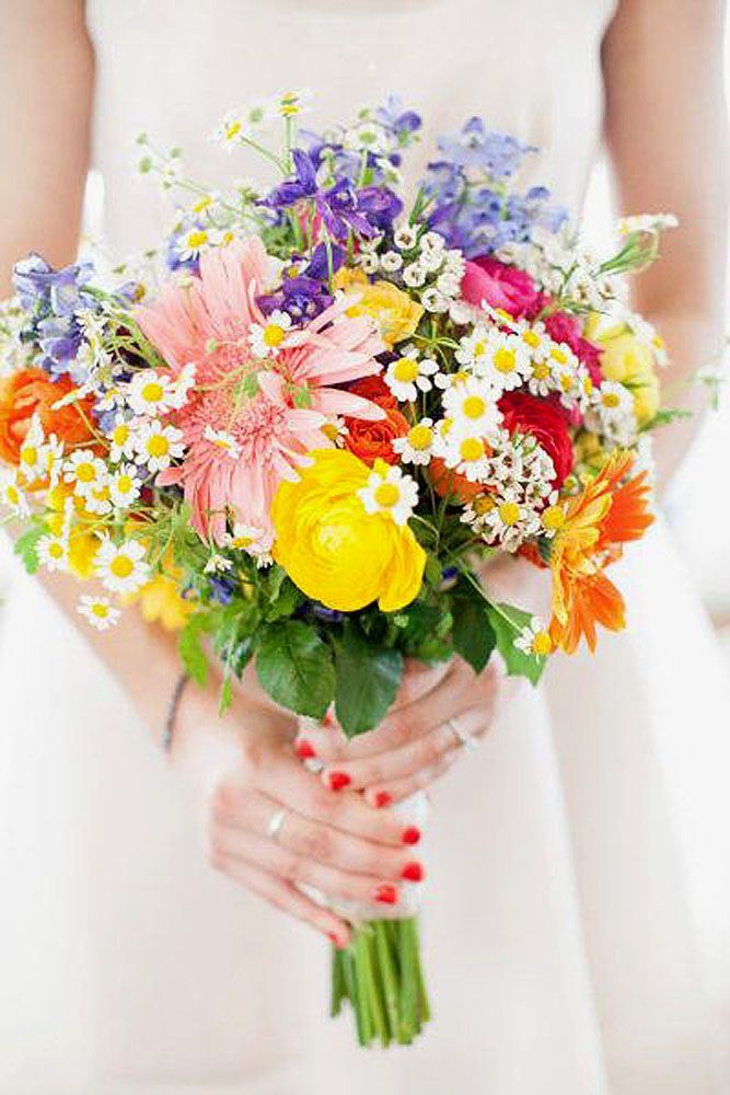 24 Prettiest Small Wedding Bouquets to Have and to Hold ❤ See more: http://www.weddingforward.com/small-wedding-bouquets/ #wedding #bouquets