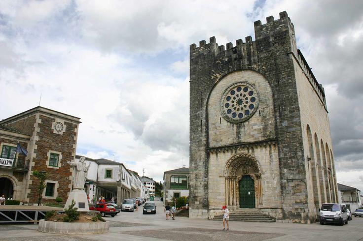 Portomarín, Lugo, Camino de Santiago