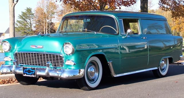 21 Best 1955 Chevys Quot The Hot One Quot Images On Pinterest
