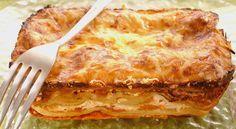 Recette de #lasagnes #végétariennes au #tofu