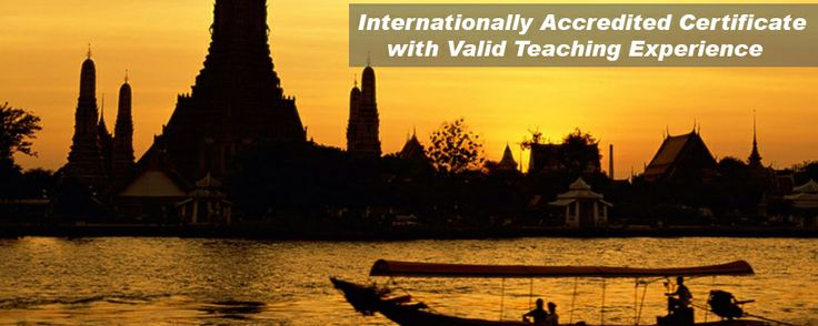 When it comes to TESOL classes, Thailand authority is pretty strict. Special Thailand project consists of at last twenty to twenty five classes every week. If you miss a single class no back up class will be provided.