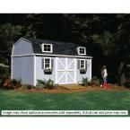 Handy Home Products Berkley 10 ft. x 16 ft. Wood Storage Building Kit with Floor 18515-1 at The Home Depot - Mobile