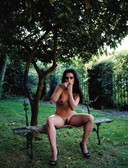 BLOG DO FUMANCHÚ: As melhores fotos de Cleo Pires nua na Playboy