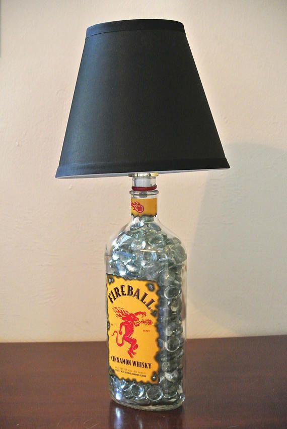 Best 25+ Liquor bottle lamps ideas on Pinterest | Liquor ...