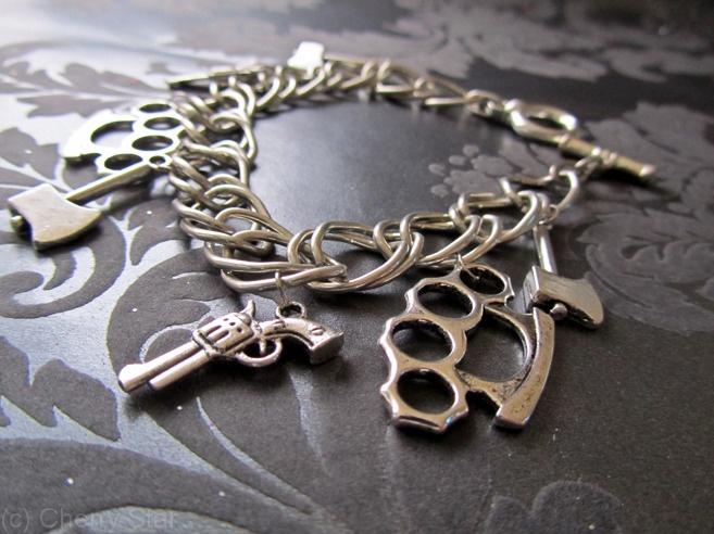 Weapon Of Choice Bracelet