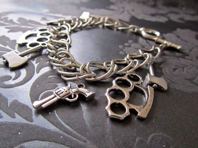 Weapon Of Choice Bracelet