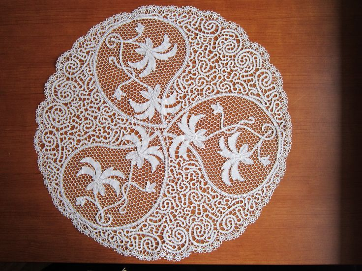 Idrija lace from Slovenia