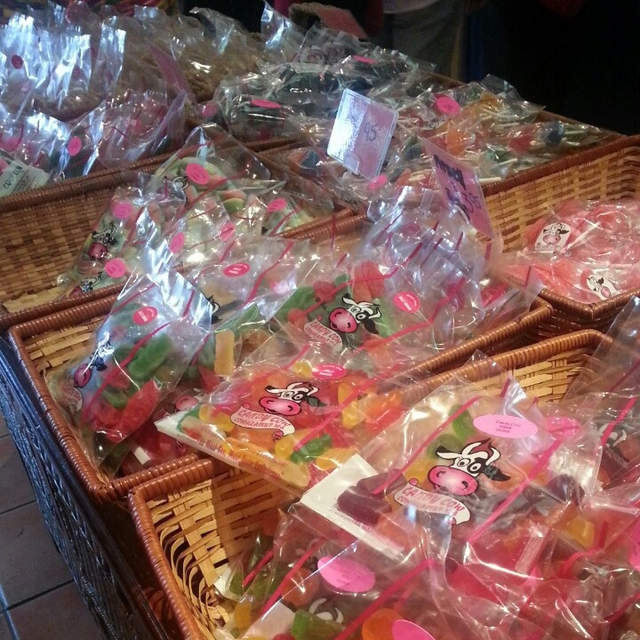Sweet Treats @ The Candy Cow in Cowaramup