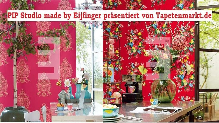 Ivonne präsentiert uns neues PIP Studio Tapetenbuch!
