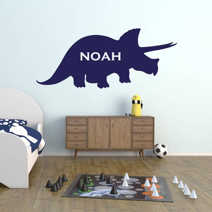 Are You Interested In Our Dinosaur Wall Sticker? With Our Personalised Wall  Art You Need Part 91