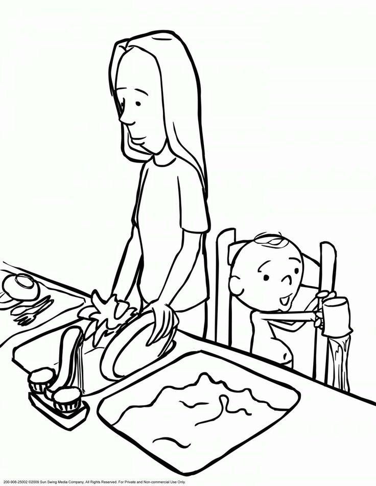 Compleanno mamma piatti