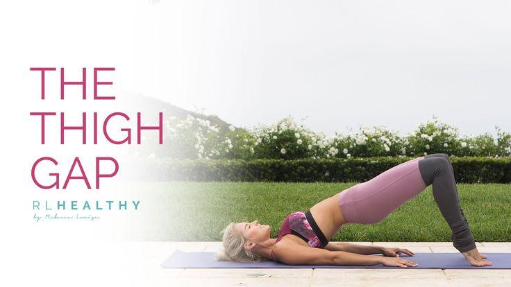 NEW! Thigh Gap | Rebecca Louise