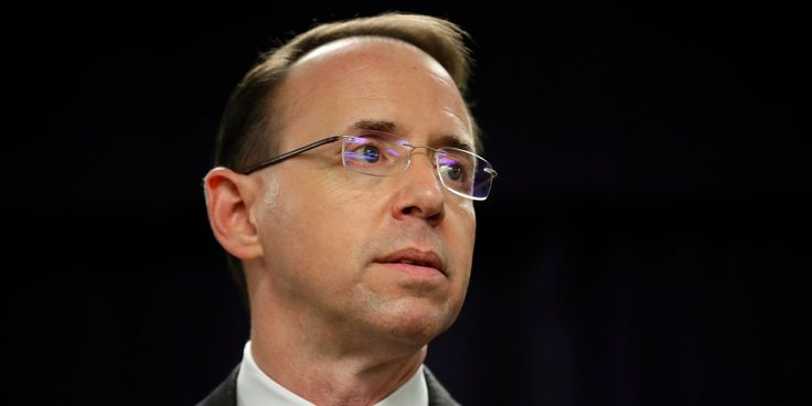 Deputy Attorney General Rod Rosenstein set off alarms with a veiled statement about leaks http://www.businessinsider.com/intelligence-leaks-investigation-rod-rosenstein-russia-investigation-statement-2017-6?utm_campaign=crowdfire&utm_content=crowdfire&utm_medium=social&utm_source=pinterest