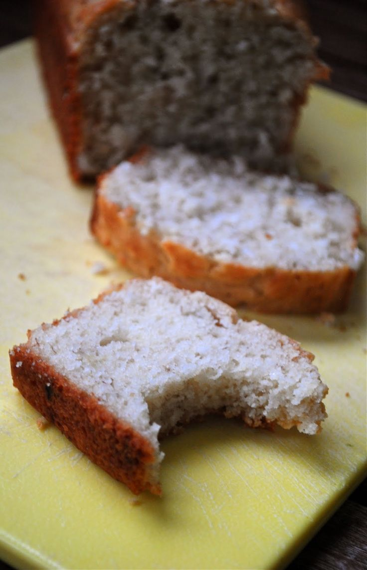 Coconut Banana Bread | All Kinds of Sweet Baked Goods ...