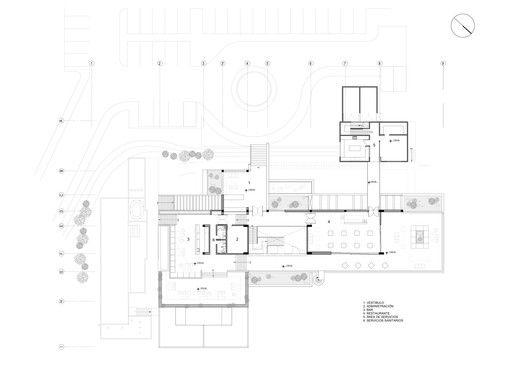 Gallery Of El Pulte Equestrian Country Club Darcon Taller De Arquitectura 8 Taller De Arquitectura Arquitectura Casas Club