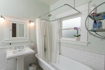 ~~~ CLAW FOOT TUB ~~~  Historic Mission Hills Home - craftsman - Bathroom - San Diego - J Walsh Construction, Inc
