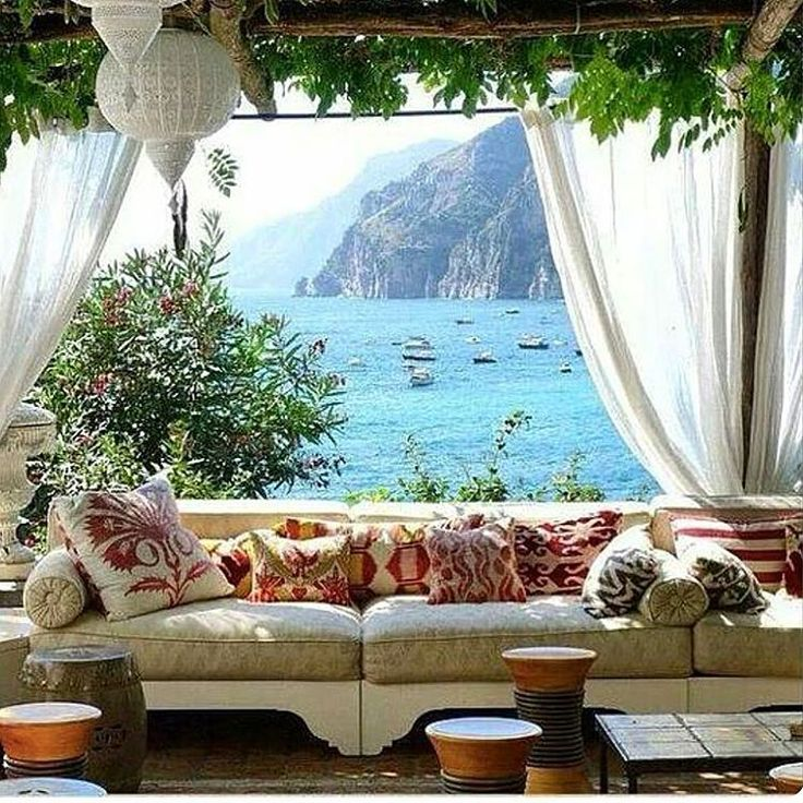 Add A Coastal Appeal To Your Kitchen With The Oasis: 674 Best Images About Beautiful Porches And Patios On