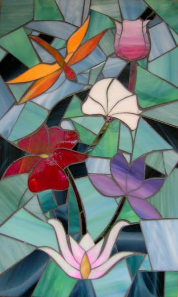 L.A. Mosaic Gifts - Handmade Mirrors, Mosaics and Jewellery - Home Page